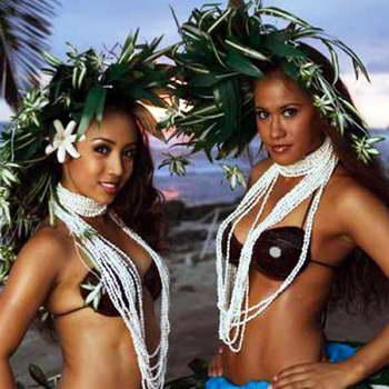 Germaines Luau Dancers