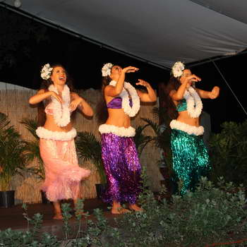Hollywood era of hula