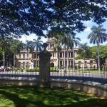 Iolani Palace on King Street